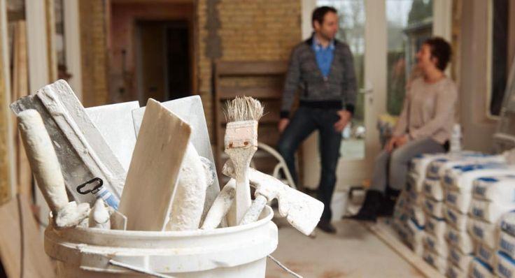 Nederlanders hebben weinig zin een nieuw aangekocht huis op te knappen. Slechts…