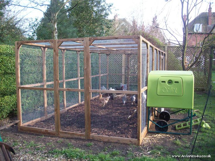 how to make chicken fencing