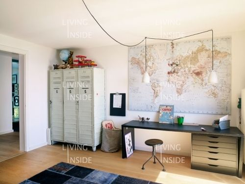 180 best ○ JUGENDZIMMER ○ images on Pinterest Child room - jugendzimmer schwarz wei