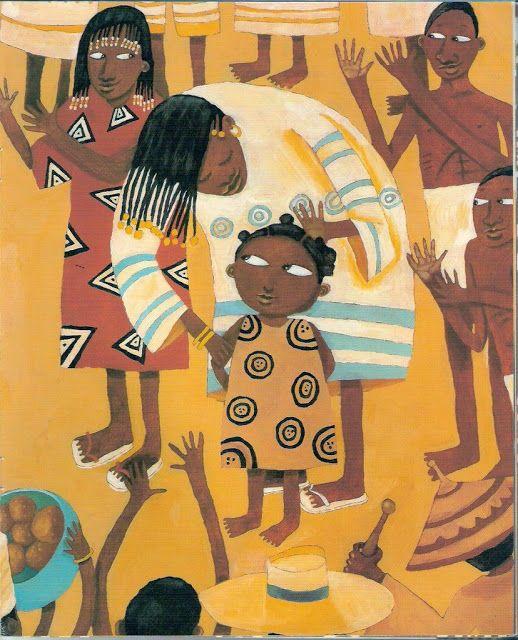 Online boek, thema Afrika