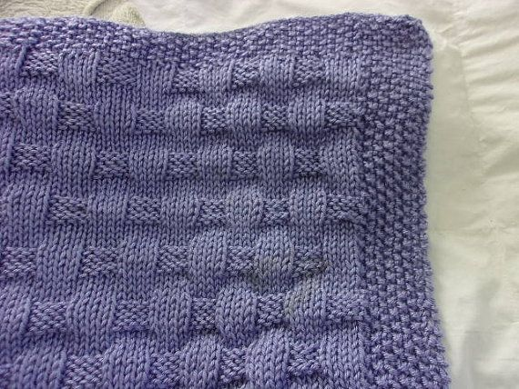 118 best hand knit baby blanket images on Pinterest | Arm ...