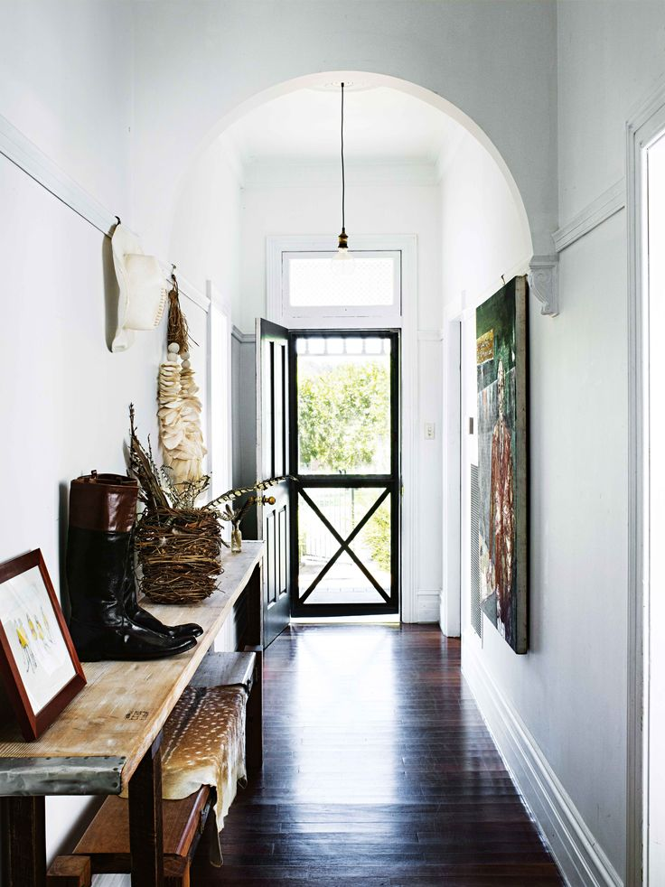 102 Best Country Style Hallways Amp Entrances Images On