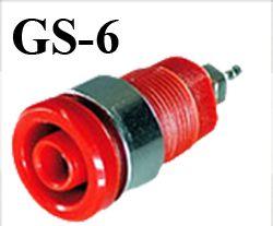 4mm Socket shrouded #BananaPlugsSockets #BananaPlugs #BananaSockets #PlugsSockets # Plugs # sockets #GaurangEnclosures Mfg: www.gaurang.com