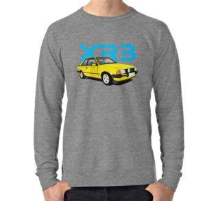 Great 80's car design, the Ford Escort XR3i hothatch from United Kingdom. Check out other t-shirt versions too.  #ford #escort #fordescort #escortmk3 #mk3 #xr3 #hothatch #britishcars #british #80s #1980s #escortxr3 #gti #fordescortxr3 #tshirt #shirts