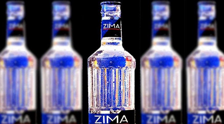 Zima, the Greatest '90s Drink of All Time, Is Back in Stores via @PureWow