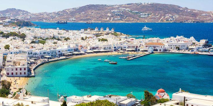 Hotels Mykonos Handpicked by Reveal Greece