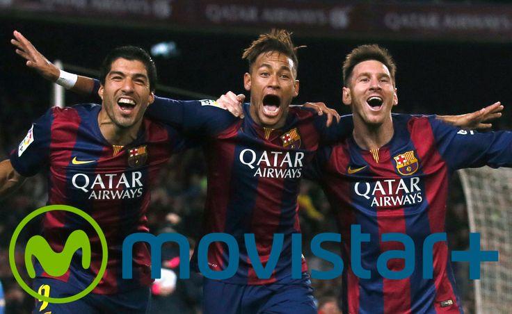 Ver Todos los precios de Movistar Fusión+ para ver el fútbol