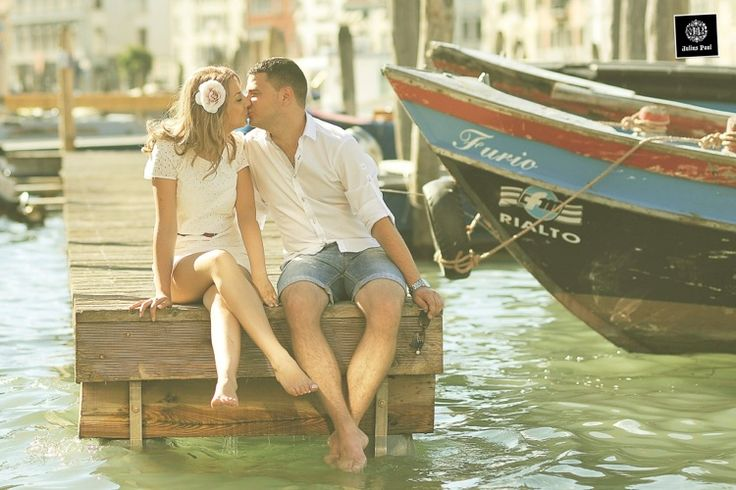 Julius Paul: Alina și Lucian - Fotograf Save the Date Venezia