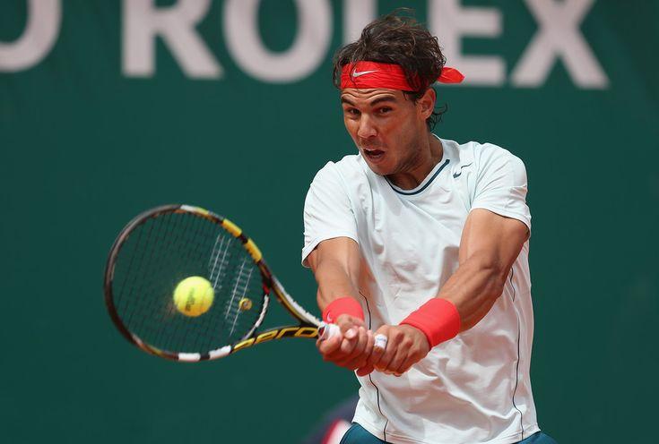 Rafael #Nadal - ATP Masters Series Monte Carlo - Day Seven