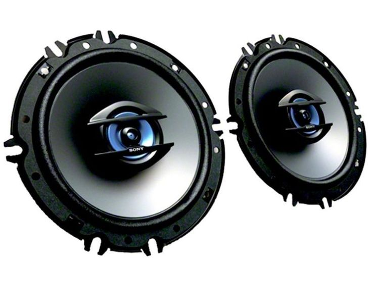 Full Range 2-Way Coaxial Speaker190W Peak Power40W Rated PowerHOP   ACFM (Aramid and Carbon Fiber Matrix) woofer for rich bass and clear vocalPEN (Polyethylene Naphthalate) tweeter for smooth and clear high soundR329Purchase Online:http://www.soundmatch.co.za/products/product/2658/sony-xs-gte1620-6-34-190w-2-way-car-speakers