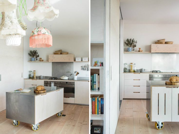448 best Küche Innenräume images on Pinterest | Modern kitchen ...