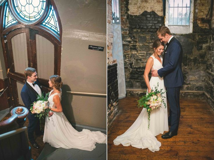 Berkeley Church -Toronto Wedding