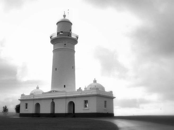 Macquarie Lighthouse, Old South Head Road, Vaucluse, NSW, Australia