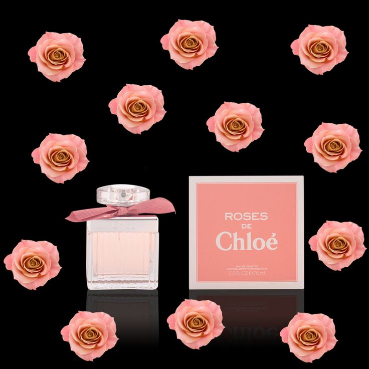 Roses de Chloé  #perfumes #chloe #roses #fragrances #flowers
