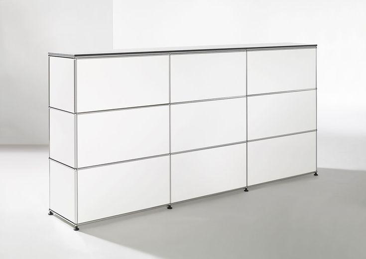 usm IV weiß | BLOW OUT - Möbel zum Mieten und Kaufen