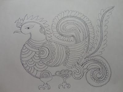 MY ART.....: PEACOCK