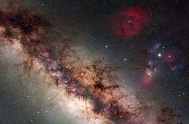 Shooting stars: Amazing astronomy photographs