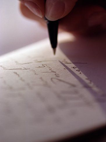 Write...write...write...blog...journal...write