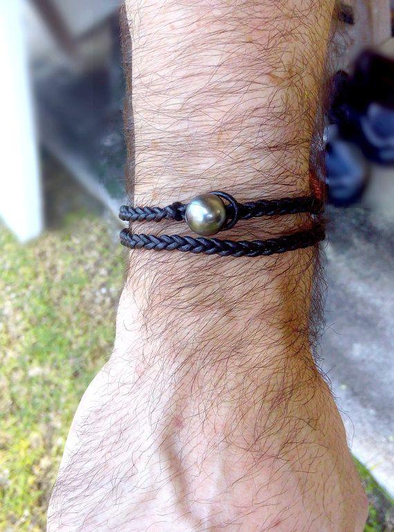 Extrêmement Plus de 25 idées uniques dans la catégorie Bracelet tressé homme  XR29