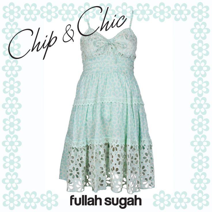 Chip & Chic Φόρεμα με κοφτό κέντημα | 1422101448 #sales #dress #style #trends #fashion #fullah_sugah