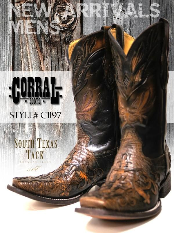326 best Men's Cowboy Boots images on Pinterest