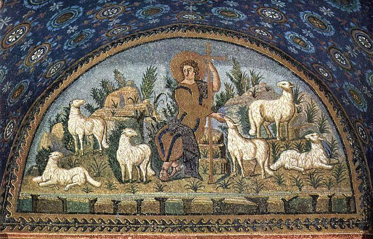 Mauzoleum Galii Placydii, Rawenna, 450
