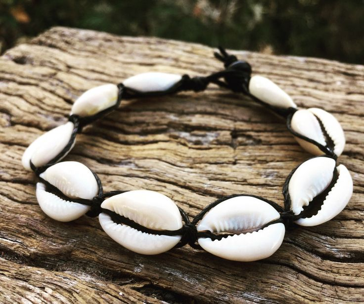 A personal favourite from my Etsy shop https://www.etsy.com/au/listing/490237427/hand-made-black-hemp-shell-anklet-with