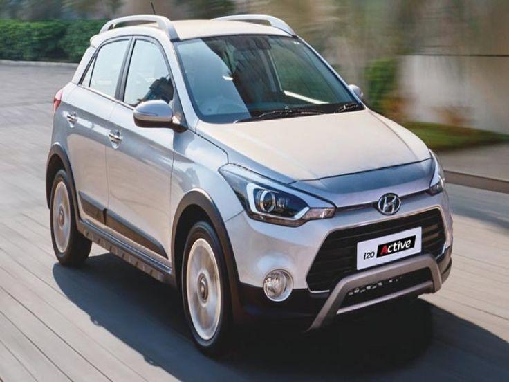 Hyundai Active I20 India India39s Hyundai I20 Active Is An Suv Wannabe Hatch 40 Pics