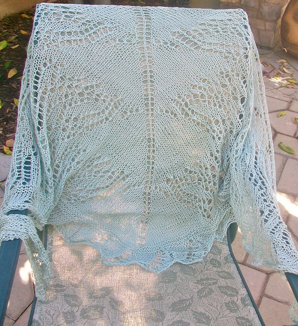 Lace Knitting Pattern Library : 48 best images about Knitting on Pinterest Free pattern ...