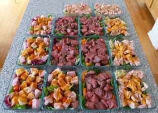 Preparing meals for a week! I need this