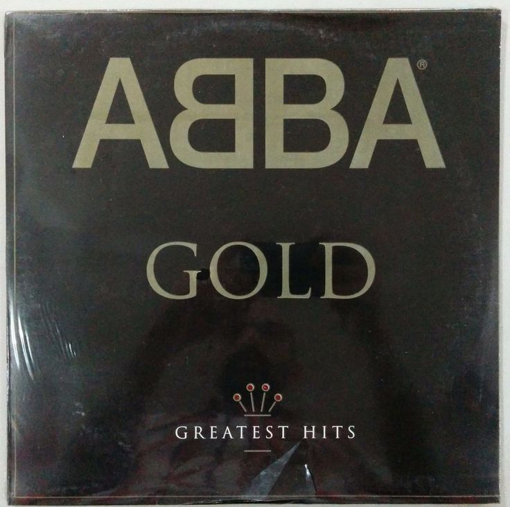 ABBA GOLD - GREATEST HITS - NEW, SEALED VENEZUELA ISSUE!!! @