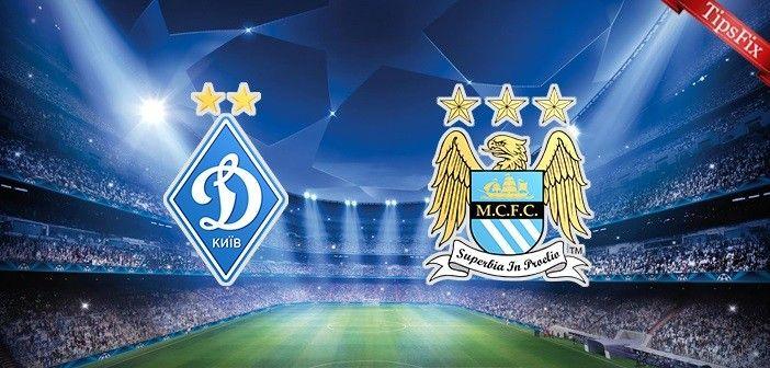 Dynamo Kiev vs. Mancester City 15.03.2016