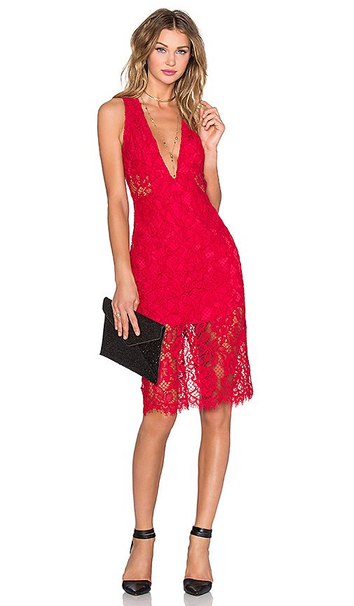 $252.00 $360.00  Shop for X by NBD Scarlett Dress in Red at REVOLVE. Free 2-3 day shipping and returns, 30 day price match guarantee.