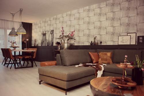Stoer en chique met een vleugje Brabantse gezelligheid - Eigen Huis en Tuin