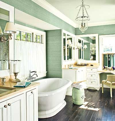 123 best home bathroom style images on pinterest