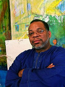 Featured guest artist, BLACK ART IN AMERICA™ AT FAISON FIREHOUSE THEATRE OCT. 3 - 6