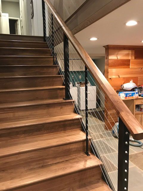 Best Basement Stair Stringers By Fast Stairs Com In 2019 400 x 300