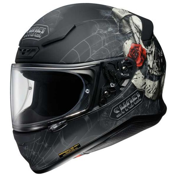Casque Shoei NXR Brigand TC10 | iCasque.com