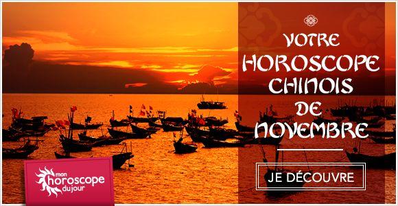 #horoscope #chinois à découvrir !