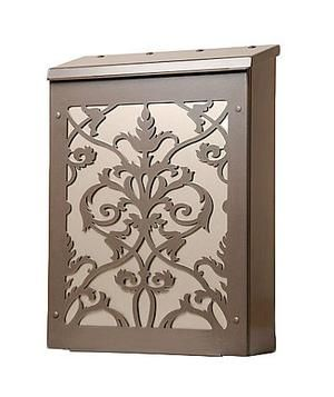 Instantly increase your home's curb appeal with these outside-the-box mounted letterboxes.