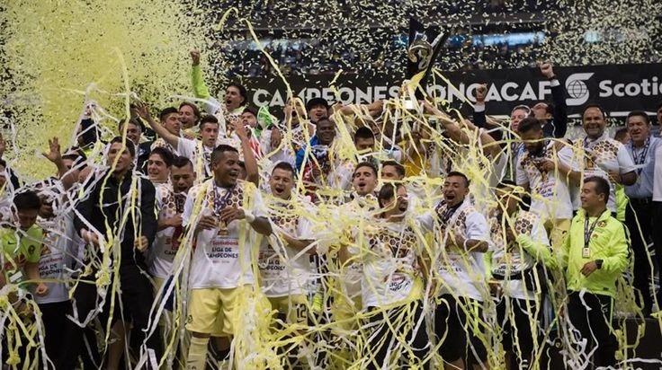 América es campeón de la Concachampions 2016 - https://webadictos.com/2016/04/28/america-campeon-la-concachampions-2016/?utm_source=PN&utm_medium=Pinterest&utm_campaign=PN%2Bposts