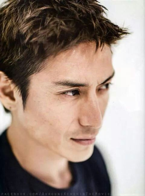 Lethal eyes. Yusuke Iseya