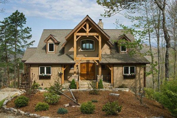 Red Oak timber frame
