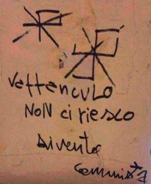 Star Walls - Scritte sui muri. — Riprova (e controlla)