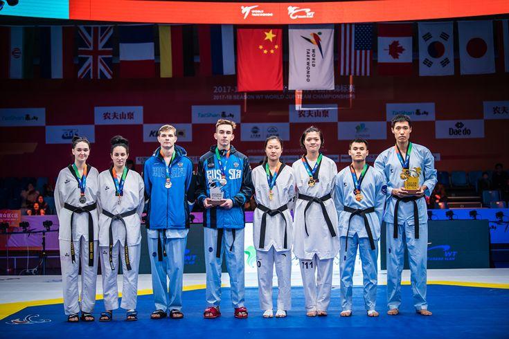 Αποτελέσματα στο Παγκόσμιο Ομαδικό Κύπελλο Taekwondo