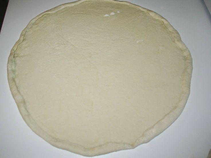 Recetas por puntos: RECETAS POR PUNTOS DE BASE PARA PIZZA