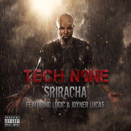Tech N9ne links up with Logic & Joyner Lucas get together for 'Sriracha' - http://www.trillmatic.com/tech-n9ne-links-up-with-logic-joyner-lucas-get-together-for-sriracha/ - Strange Music commander and chief Tech N9ne enlists up and comers Logic and Joyner Lucas for the new track Sriracha. #Technicians #Sriracha #TheStorm #StrangeMusic #Trillmatic #TrillTimes
