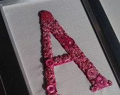 Handmade birth gift custom made gift made to by PatricksPieces