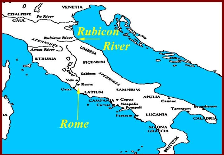 Rubicon River Map  Uptowncritters