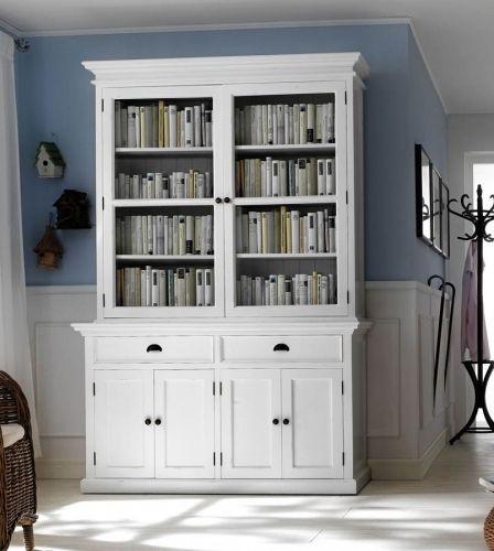 Belgravia Whitehaven Painted Large #Dresser   #ShabbyChic #Furniture · Large  DresserWhite KitchensBuffetsDouble ...